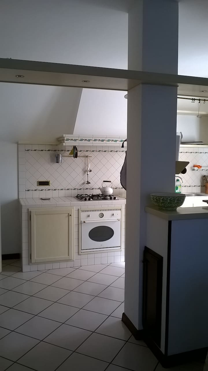 Grazioso appartamento a Correggio