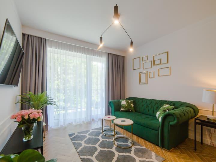 Nadmorski apartament 59 Dwie Sosny