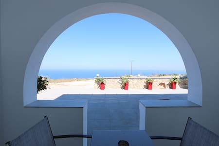 Villa Libertad, Sea View Room - Imerovigli - Bed & Breakfast