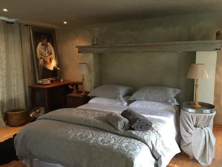 Karoo Provencale cottage @ Moroc-Karoo Guesthouse