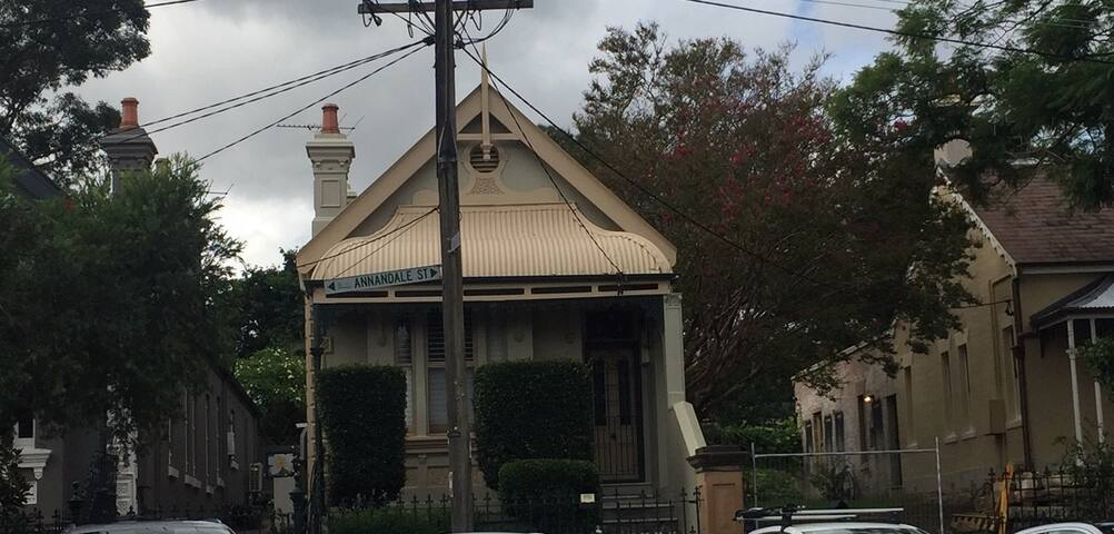 """Annandale Self Contained flat  'Old Stable"""""""