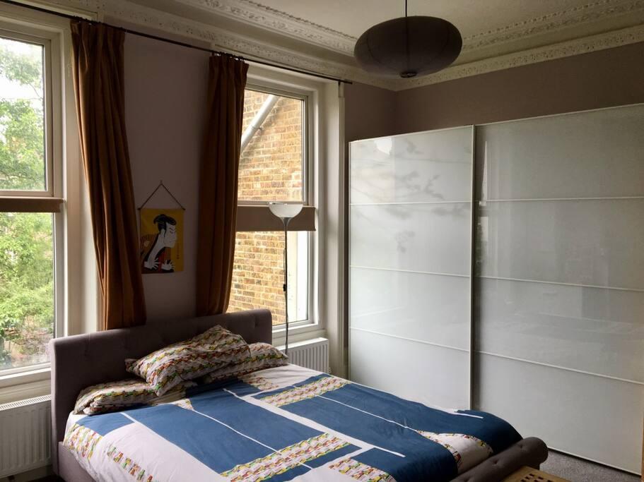 Bedroom, King Bed
