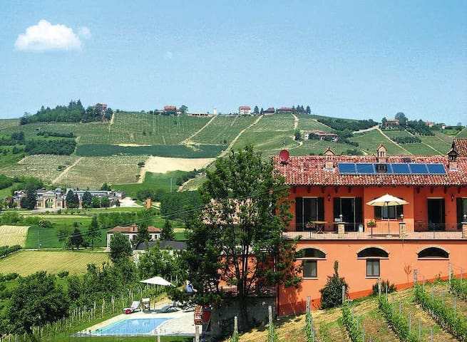 Cascina Galarin - Castagnole delle Lanze - อพาร์ทเมนท์