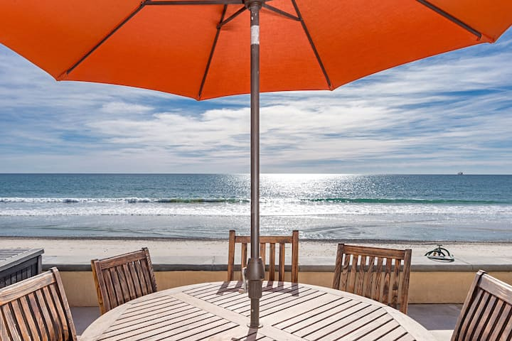 SoCal private beach with premier home!