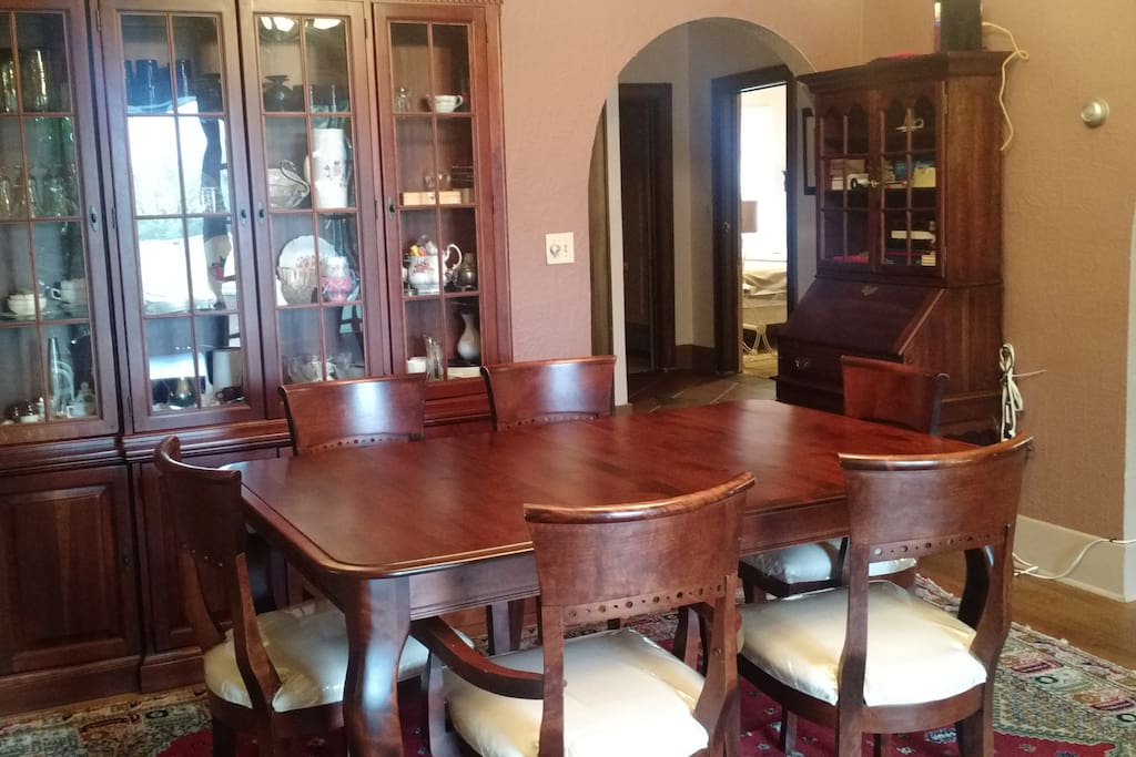Dining room, first floow