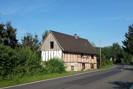 Cosy half-timbered Gingerbread-House - Windeck