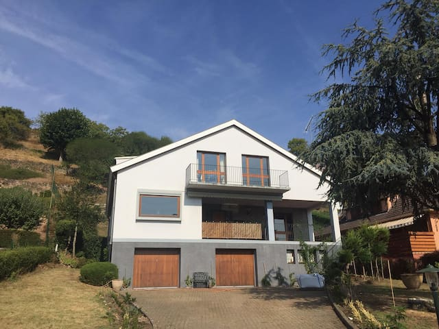 205m2 House With Private Parking Next to the Vines - Turckheim - บ้าน