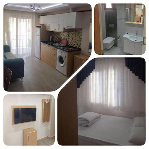 COMFORT, HYGIENE AND APPROPRIATE PRICE/DENIZLI - Denizli Merkez - Apartamento