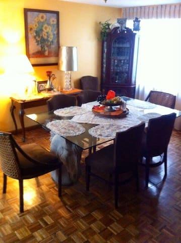 Amplia habitación privada - Ciudad de México