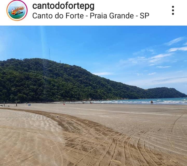 Praia Grande - Canto do Forte