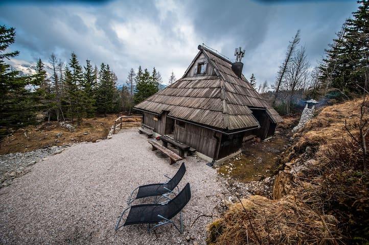 Chalet Pehta - Velika planina - Velika Planina - Chalet