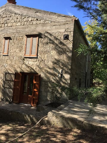 Typical stone house on the Madonie - Petralia Soprana - Casa