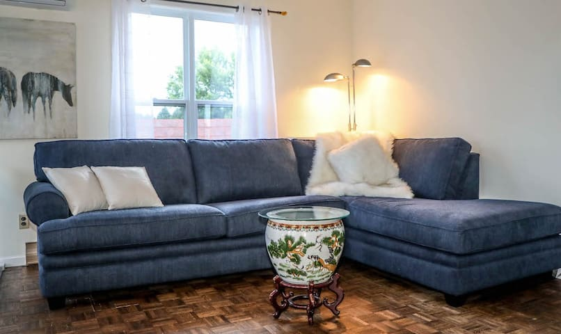 2 Bedroom flat in the heart of downtown