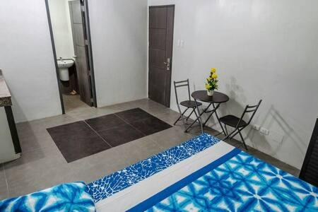 Regal Residences 1 queen size bedrm - Ciutat Quezon - Dormitori compartit