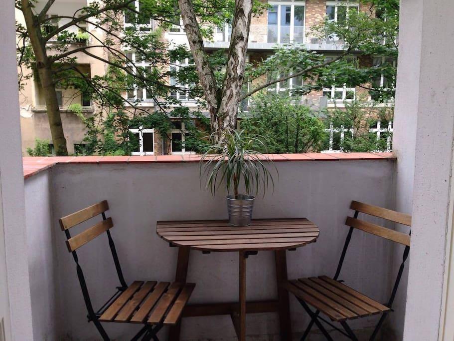 Balkon // Balcony