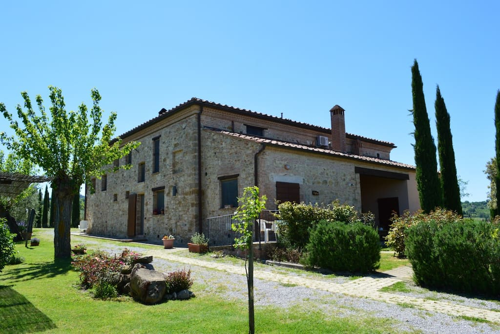 Agriturismo a Montepulciano