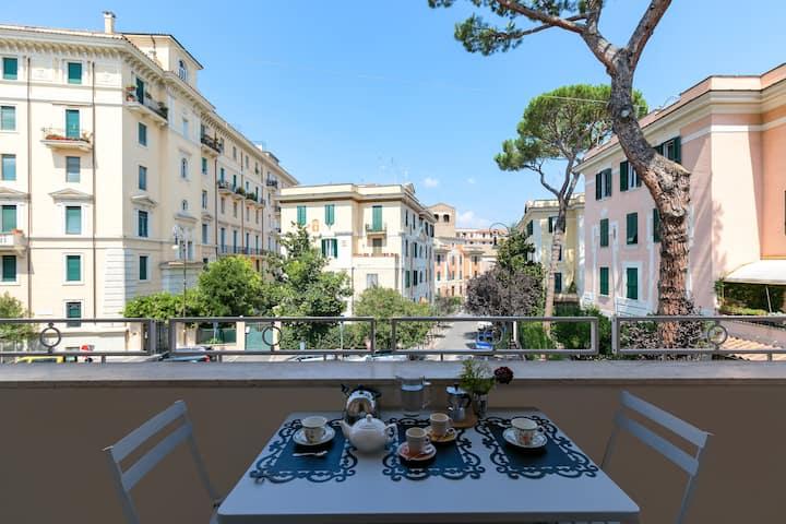 Sabazio Apartment with Large Terrace - 4PAX