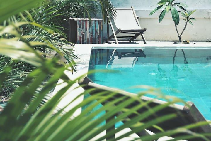 Canggu Beach Inn, Private Lofts Bali - Kuta Utara - Loft