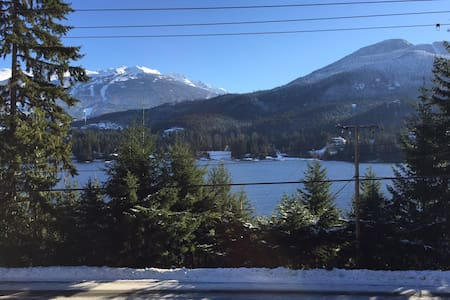 Spectacular/Mountain/Lake view house in Whistler - Whistler