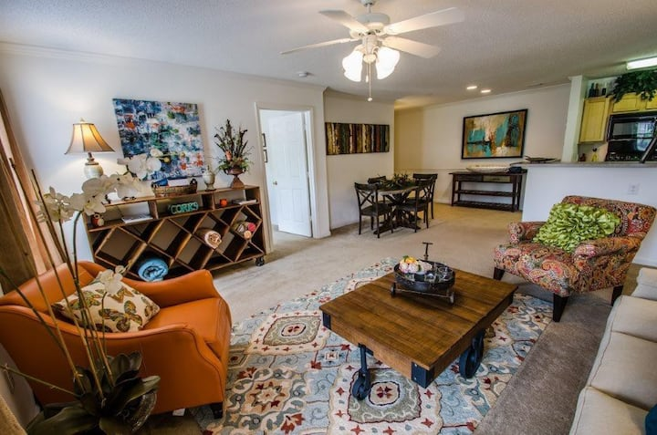 Clean apt just for you | 2BR in Boiling Springs