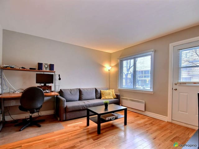 Cozy Condo near main attractions. - Montréal - Daire