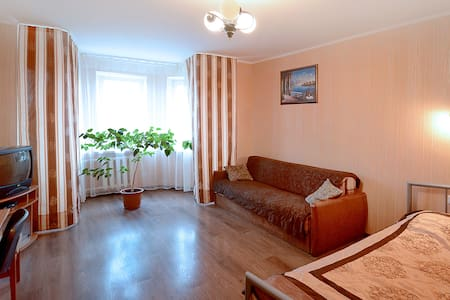 Comfortable apartment in Podil, central Kyiv - Kiev