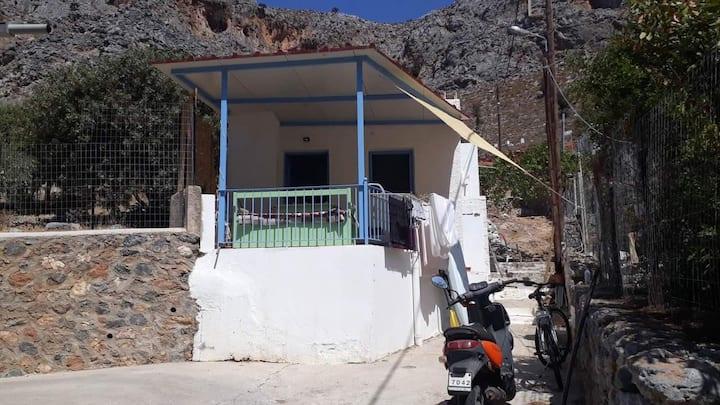 Arginonta Climbers nest, Kalymnos