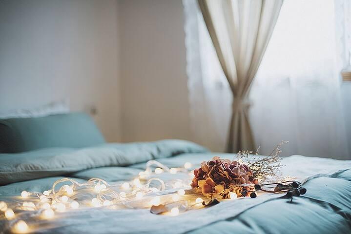 卧室舒适区