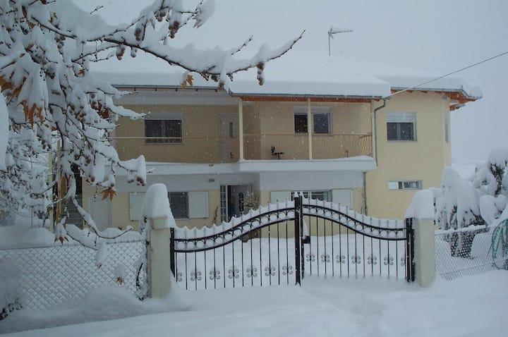Ammos Veria 59100 apartment to farm with treehouse