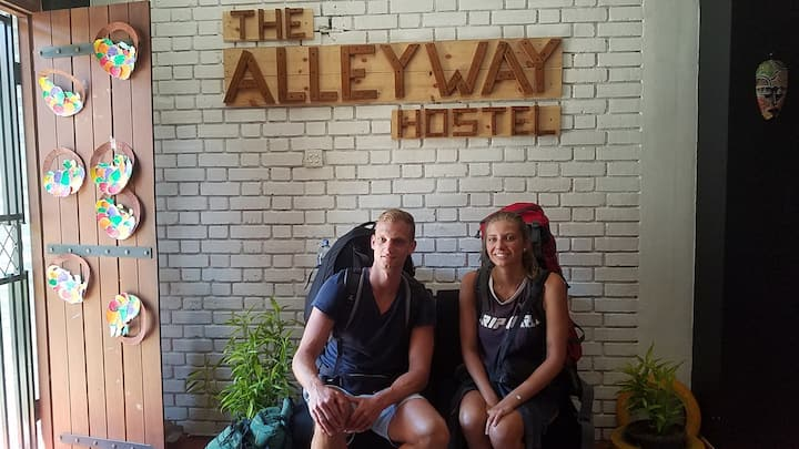 The Alleyway Hostel Kandy