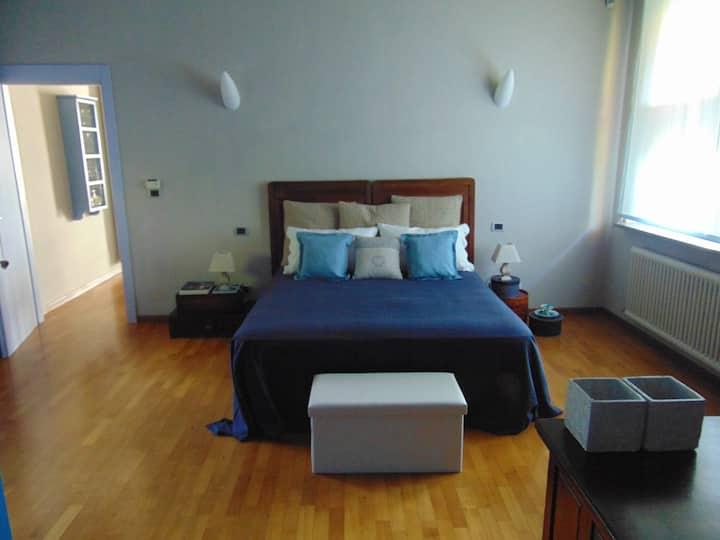Camera  in villa nelle colline del Gavi