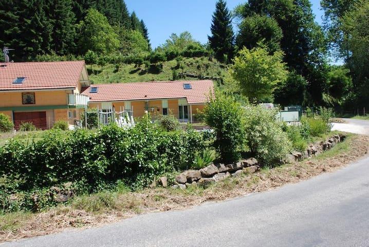 Gîte Camomille - Bonne - Natuur/eco-lodge