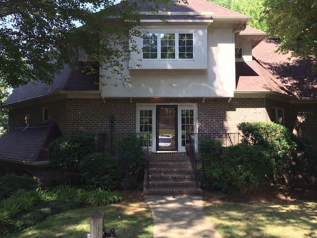 Private Suite on Stevendale - Greensboro - Haus