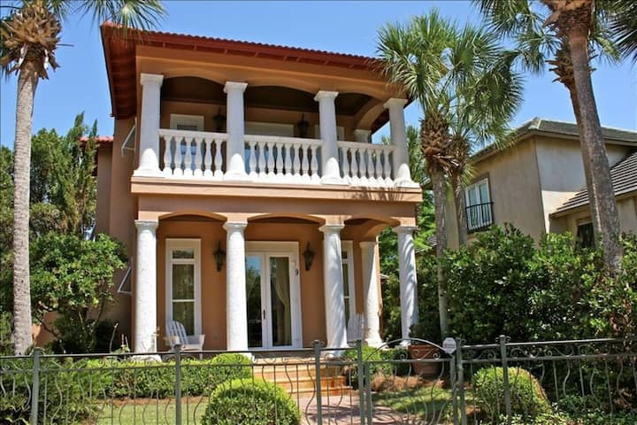 Miramar Beach 3BD Private Beach House!!