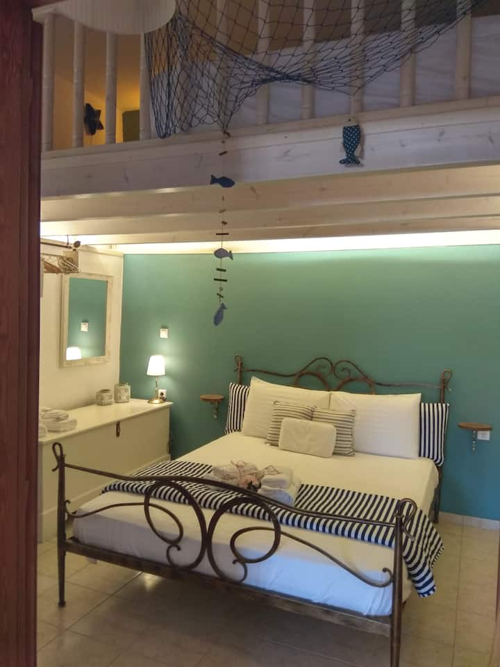"Boutique House,near Ierapetra,Crete""Olive and Sea"""
