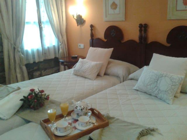 habitación nº5 Casa Puyuelo