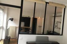 Superbe appartement parisien, idéalement situé dans le quartier de Bastille