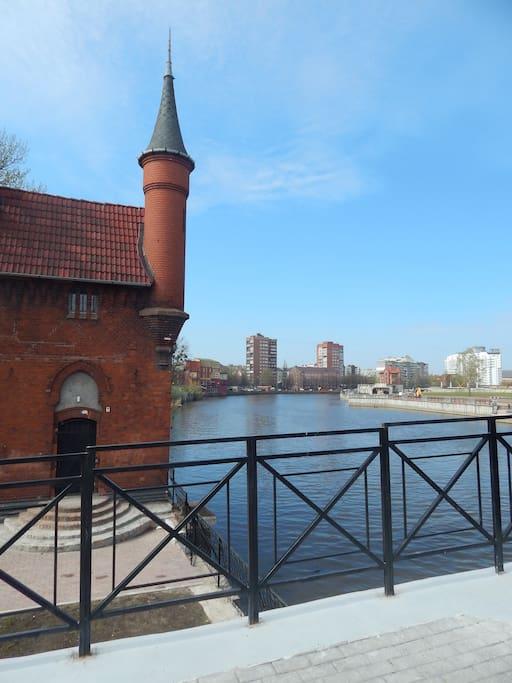Башня у Высокого моста