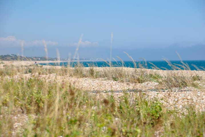 The Beach Annexe, Pagham, West Sussex