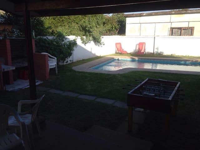 Hermosa casa en Limache a minutos del centro