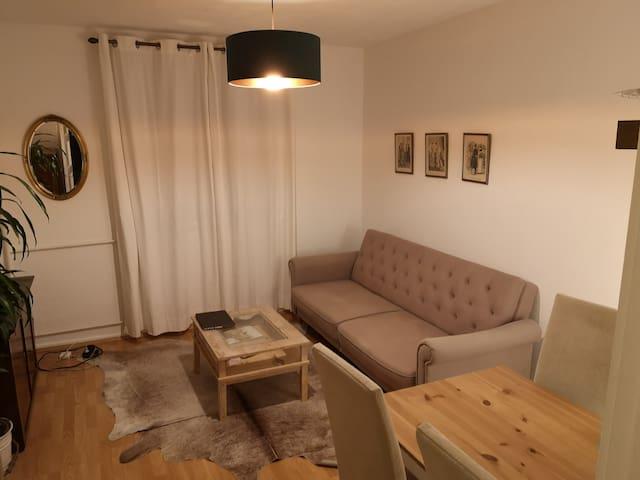 Zimmer in Hamburg, zentral und gemütlich.