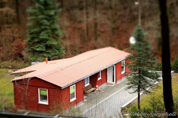 Bungalow im Thüringer Wald - Themar - Domek parterowy