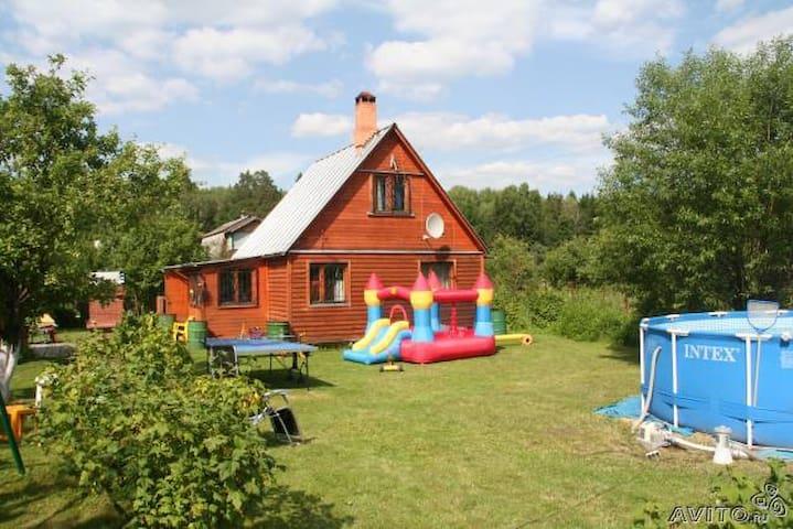Дача в лесу на природе - Kolomna - Haus