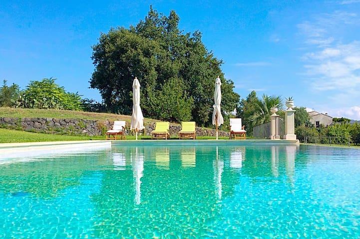 Villa Marabbecca - Piedimonte etneo - Villa