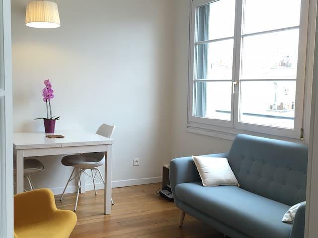 Cozy flat in a charming parisian area - Saint-Mandé - Wohnung