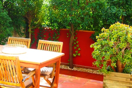LOVELY ATTACHED HOUSE IN PALAFRUGELL - Palafrugell - 連棟房屋