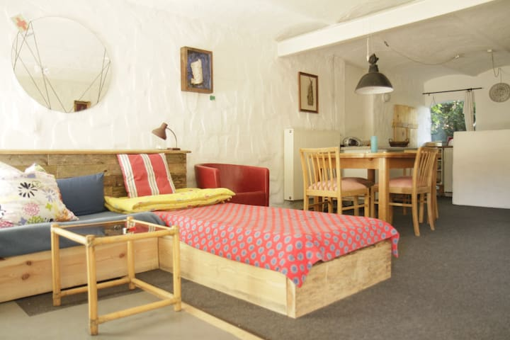 Unser.Wunderland Apartment 2 - Kyritz - Appartement