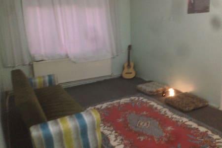 Rahat ve uygun bir ev