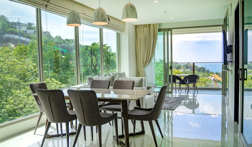 (H)Seaview Two Bedroom Suite With Private Pool