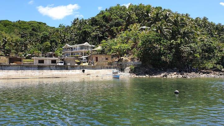 ÉTAGE de maison, magnifique panoramique sur la mer